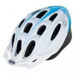 F15 White & Blue Helmet